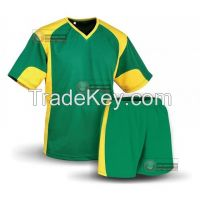 Custom Design soccer uniform (SOCCER WEAR)