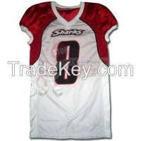 Red Gear (FOOTBALL WEAR, FOOTBALL Uniform)