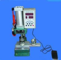 high quality pneumatic button press machine DIY badge machine