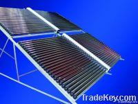 Vacuum Pipe Solar Collectors
