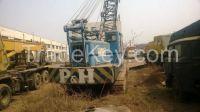 USED Kobelco hydraulic  crawler crane (25 ton )