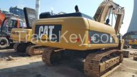 200KW Used CAT  336D  excavator for construction machine .