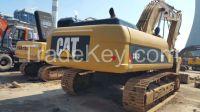 USED EXCAVATOR (Caterpillar Excavator)