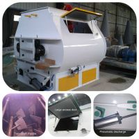 Animal feed mixer, feed mixing machine