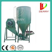 9HT1500 Poultry Feed Grinder Mixer Machine