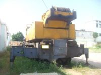 Supply Used Liebherr All Terrain Crane LT1300