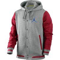 Varsity Hooded Jackets