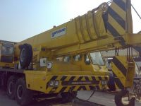 (original used crane 80 ton truck crane used terrain crane)