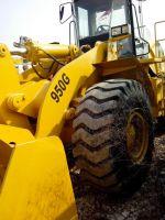 Used Caterpillar 950G wheel loader
