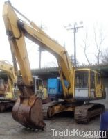 Used Komatsu Excavator PC200-5 | Used Heavy machinery | Excavator Exporters