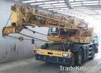 Used KATO KR-25H-V6 Crane | Used Rough Terrain Crane | Used Truck Crane