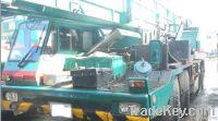 Used 100t truck crane