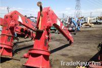 Used Unic crane
