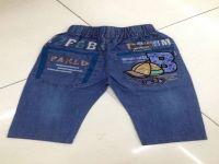 Fashion design kids jeans pants