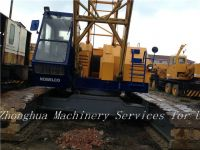 55 Ton Used Crawler Kobelco Crane