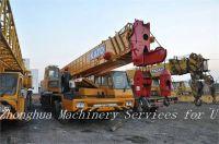 Used 50 Ton Truck Crane Kato Nk500E