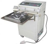 External flushing vacuum packing machine