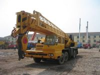 Used Truck Crane Tadano 50t