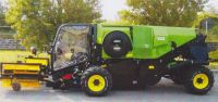 Mechanical Picking Self-propelled Harvesters nuts, olives, macadamias