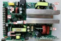 Intelligent solar power system 150W 300W inverse control one inverter