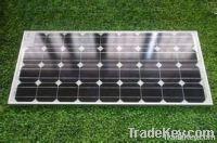 100W Mono solar panels