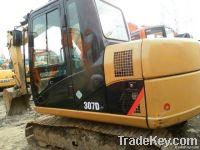 used caterpillar 307D excavator