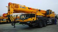 XCMG 50ton truck crane,Chinese mobile crane