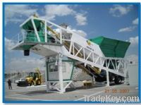 CONCRETE BATCHING PLANT - TURKMOBIL 35