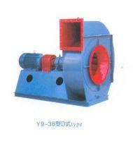 D-type Boiler Centrifugal Induced Draft Fan