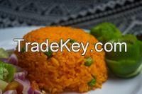Pakistani White Long Grain Non Basmati IRRI 6 Rice