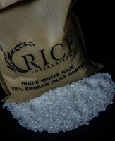 Pakistani White Long Grain Non Basmati IRRI 6 Rice 100% Broken