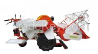 GY4L-0.9 Rice and wheat mini combine harvester