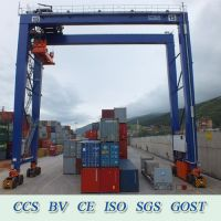 Rail Mounted/Rubber Tyre Container Gantry Crane
