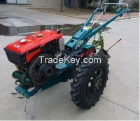 hand  tractor / walking tractor