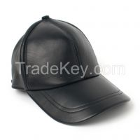 leather caps sports caps