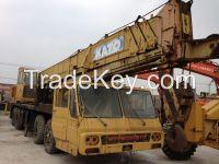 Used KATO Truck Crane NK-350