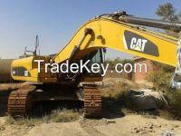 Used CAT Excavator 336D