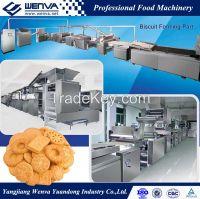 WENVA Full Automatic Biscuit Making Machine