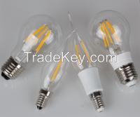 LED filament bulb 2W/4W/6W/8W