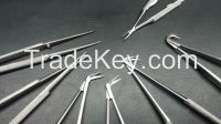micro neurovascular surgical instruments