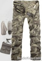 Water Wave Camouflage Pants Overalls (Free Shipping Men&#039s)