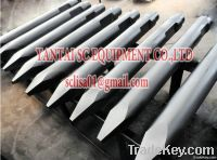 Hydraulic Breaker parts-chisel, tool
