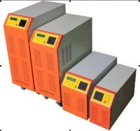 Hybrid Inverter with Solar Charge Controller built-in