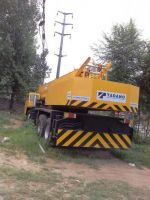 truck crane 100 ton for sale, used crane, tadano,