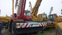used Tadano TR500EX 50t Rough Terrain Crane