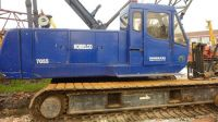 Used Kobelco 7055 crawler crane in good condition for sale