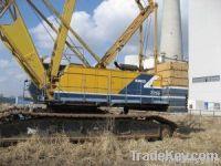 Used Crawler Crane Kobelco 150t