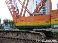 Used Kobelco 7250 Crawler Crane