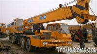 Used Truck Crane Tadano TG 400E 40 Tons