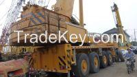 Used Demag 150t Truck Crane, Demag AC435 Truck Crane
